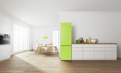 Bosch Kühlschrank Prospekt : Bosch vario style kühl gefrier kombination küchenstudio