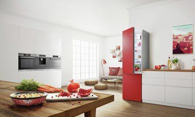 Bosch Kühlschrank Biofresh : Bosch vario style kühl gefrier kombination küchenstudio