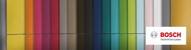 bosch vario style k hl gefrier kombination k chenstudio einbauk chen hausger te walgenbach. Black Bedroom Furniture Sets. Home Design Ideas